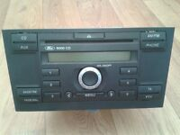 Ford 6000 CD, for ford focus etc , Comes With Code. Free local delivery if required