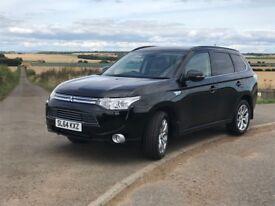 Mitsubishi Outlander 2.0 PHEV GX4hs, £0 road tax, 148MPG, FSH, 3 month Warranty