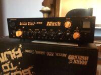 mark bass little mark 250 black line bass amp