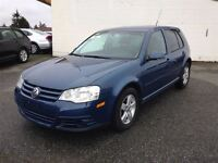 2008 Volkswagen GOLF CITY 5spd w/ Heated Seats