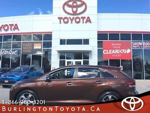 2015 Toyota Venza LIMITED LOADED