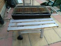 Used - Barrel BBQ - with grill