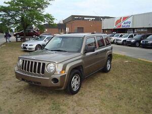 2007 Jeep Patriot -