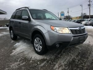 2010 Subaru Forester 2.5 X Sport Power PKG Heated seats Kitchener / Waterloo Kitchener Area image 8