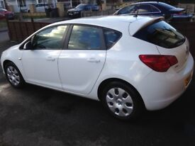 Vauxhall Astra 20 year tax 1.3