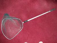 Vivtek Extendable Folding Trout Landing Net