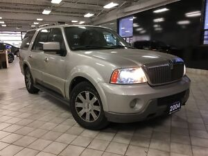 2004 Lincoln Navigator Ultimate, Trade in with Car Proof