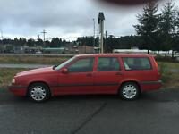 1997 Volvo Wagon 850T