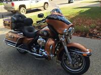 2008 Harley Davidson 105TH Anniversary Edition Ultra Classic