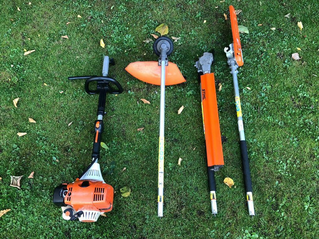 Stihl Kombi KM90R HL 135 Hedge Trimmer Chainsaw Strimmer Trimmer 2 Stroke  Petrol | in Hednesford, Staffordshire | Gumtree