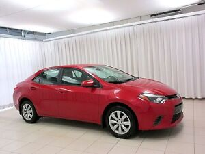 2016 Toyota Corolla LE SEDAN w/ HEATED SEATS, BLUETOOTH, USB POR