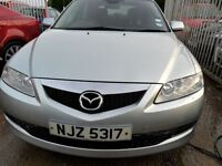 mazda 6 ts 2.0 diesel 143 6 speed 2008 silves mot to 2/5/2016