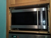 Built-in Microwave Oven now working Blown Fuse