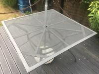 Outdoor table - excellent condition