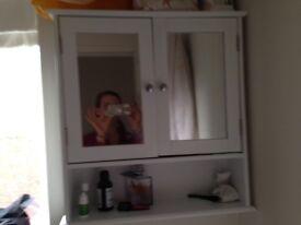 Toilet wardrobe