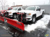 Snow Plowing and Property Maintenance