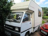 Classic Bedford Autohome Campervan 'Bambi' sleeps 2 adults and one