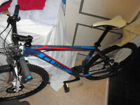 Cube analog Mens mountain Bike (2014 Dual Cross Mens mountain bike)