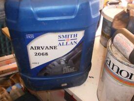 airvane oil 20litres