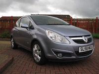 Vauxhall Corsa Diesel Hatchback 1.3 CDTi ecoFLEX Design 3dr **REDUCED**