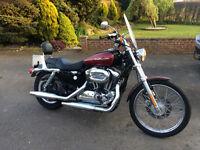 Harley-Davidson XL 1200 C Custom Sportster