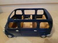 Sylvanian families mini bus