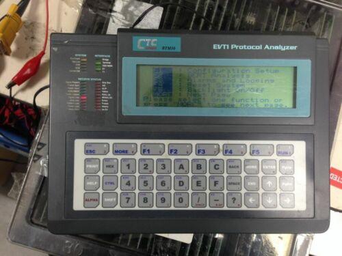 CTC Union BTM10 BTM10C-E1/T1 Protocol Analyzer