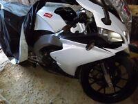 Aprillia rs4 125 4stroke fast bike suitable for learner also