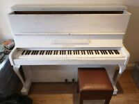 FREE piano - just right for distressing