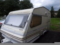 Caravan for repair/sheed/or project for trailer