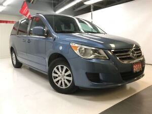 2011 Volkswagen Routan acc free | btooth | alloys | 7 pass | lth