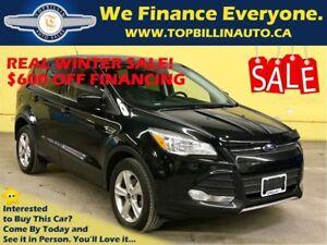 2013 Ford Escape SE 2 YEARS WARRANTY