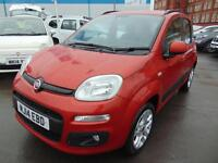 Fiat Panda TWINAIR LOUNGE DUALOGIC (red) 2014-04-29