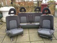 mitsubishi L200 animal car seats