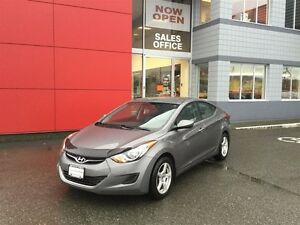 2012 Hyundai Elantra GL at One Owner No Accidents !