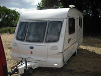 2000 Bailey Pageant Majestic 2 Berth with motor mover