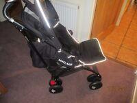 Maclaren Techno XT stroller buggy