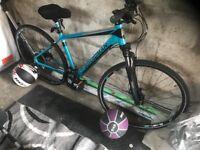 Boardman mx sport hybrid bike like new