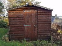 Wooden Garden Shed 8 x 11