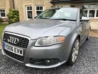 Audi a4 2.0l tdi sline sale or swap