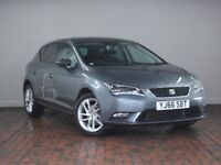SEAT LEON 2.0 TDI SE DYNAMIC TECHNOLOGY 5DR (grey) 2017
