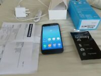 Samsung galaxy j5 (2017) 16gb model unlocked with receipt and 18 months warranty mint condition