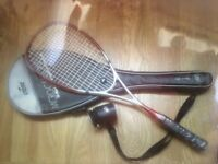 Crane Sports Squash Racket