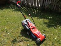 Sovereign Cordless Electric Lawnmower