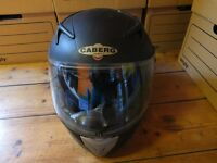 Caberg Double Visor Helmet (Small) £45.00 ono