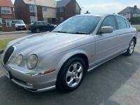 S TYPE JAG 3.0 v6 PETROL AUTOMATIC