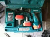Makita drill 12v