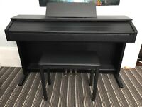 Casio AP-260 electric piano in excellent condition. Amazing sound. Delivery unavailable, sorry!