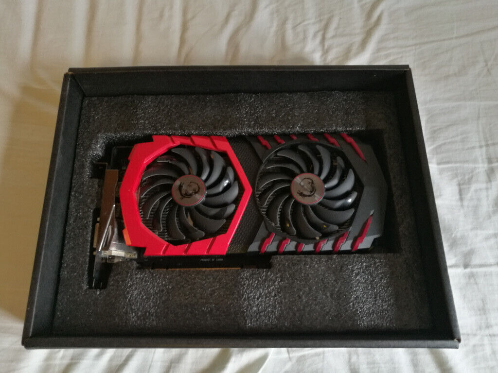 MSI GeForce GTX 1070 GAMING X 8G GPU Graphics Card - Used, with box | in  Southampton, Hampshire | Gumtree