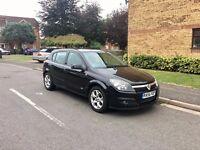2007 Vauxhall Astra 1.6 SXI – Black – New MOT – Full History – £ 1550